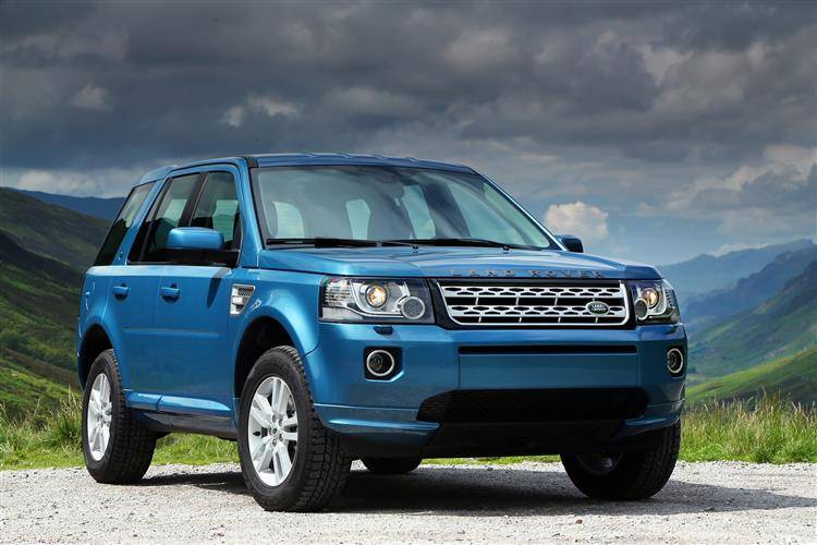 Land Rover Freelander 2 (2012 - 2015) review