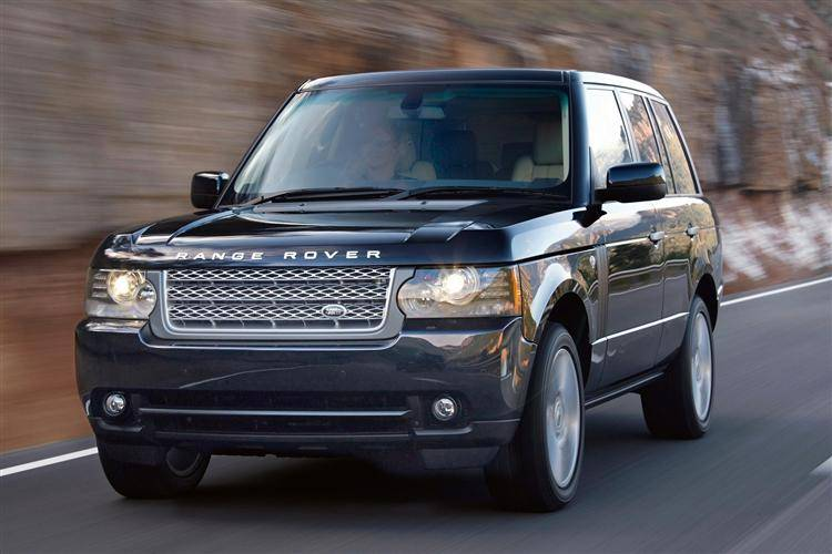 Land Rover Range Rover MKIII (2010 - 2012) review