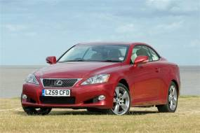 Lexus IS 250C (2009 - 2013) review