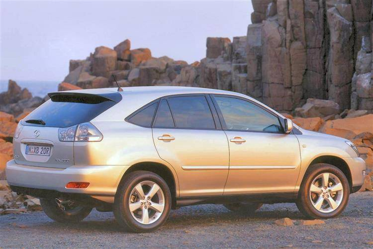 Lexus RX 300 (2003 - 2009) review