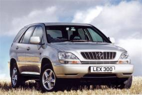 Lexus RX 300 (2000 - 2003) review