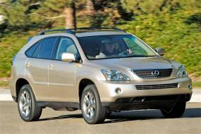 Lexus RX 400h (2005 - 2009) review
