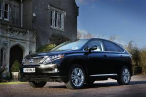 Lexus RX 450h (2009 - 2012) review