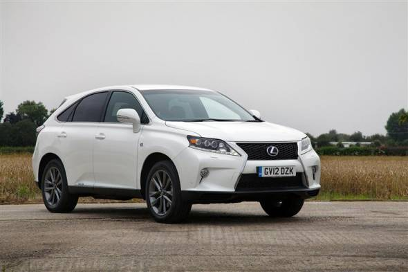 Lexus RX 450h (2012 - 2015) review