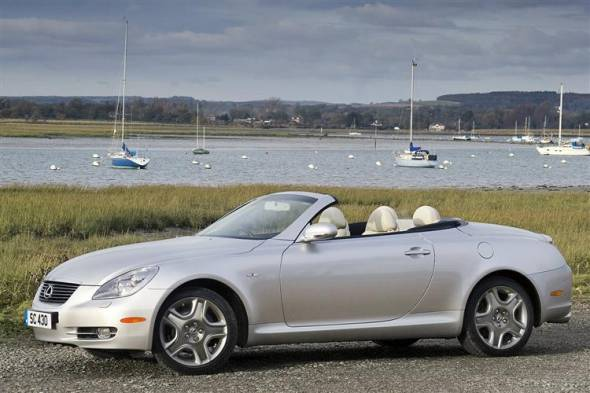 Lexus SC 430 (2001 - 2009) review