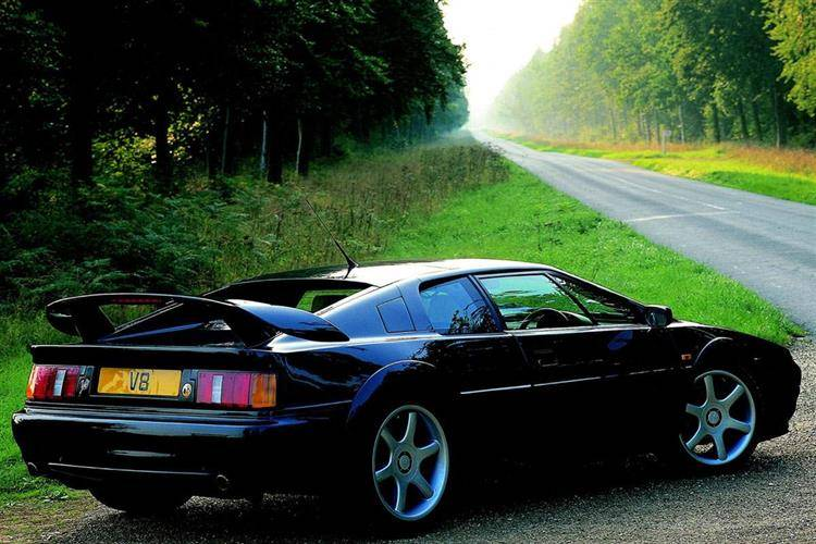 Lotus Esprit (1993 - 2003) review