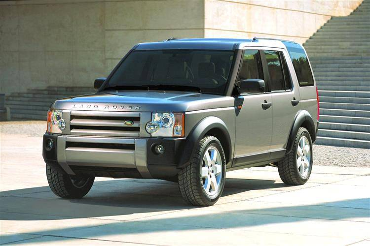 Land Rover Discovery Series 3 (2004 - 2009) review