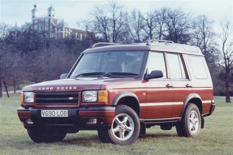 Land Rover Discovery Series 2 (1998 - 2004) review