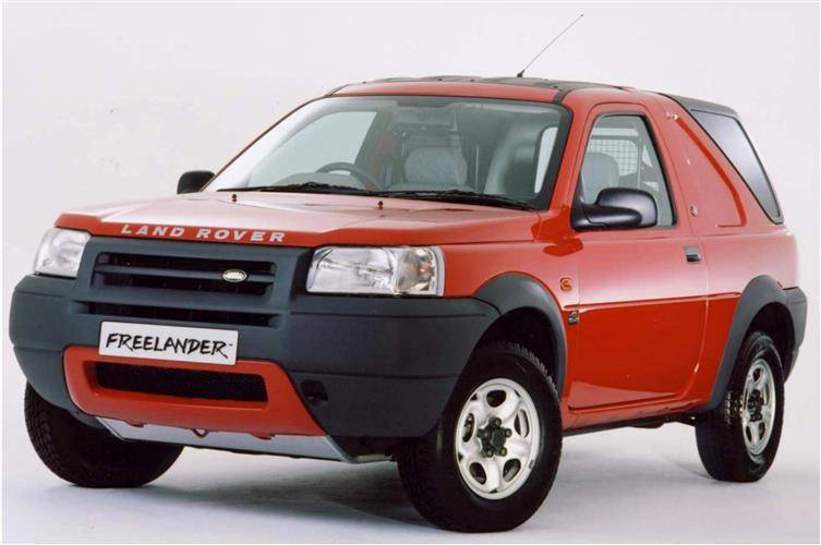 Land Rover Freelander (1997 - 2007) review