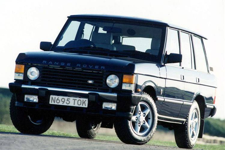 Land Rover Range Rover Classic (1970 - 1995) review