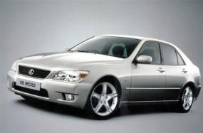 Lexus IS 200 (1999 - 2005) review