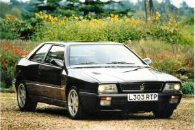 Maserati Ghibli (1993 - 1999) review