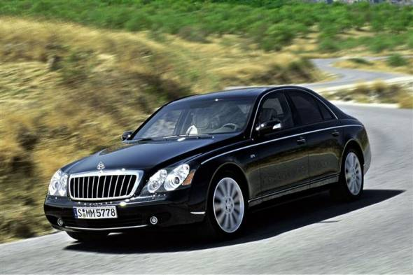 Maybach 57 & 62 (2002 to date) review