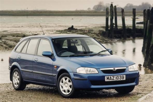 Mazda 323 (1998 - 2004) used car review