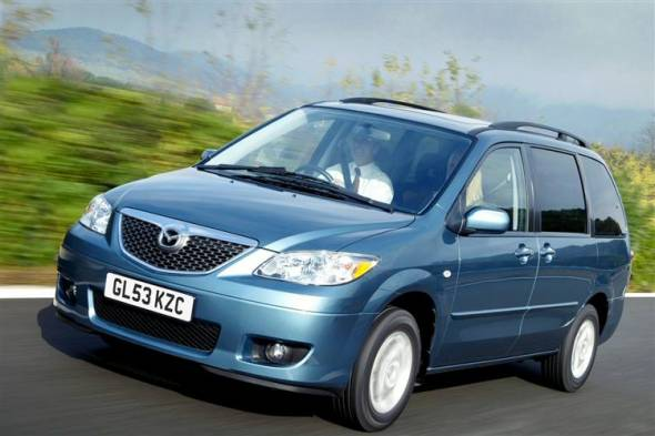 Mazda MPV (1999 - 2007) review