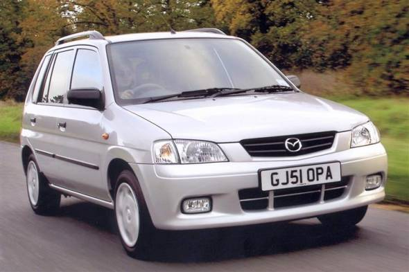Mazda Demio (1998 - 2003) used car review