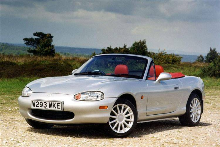 Mazda MX-5 (1991 - 1998) review