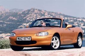 Mazda MX-5 (1998 - 2005) review