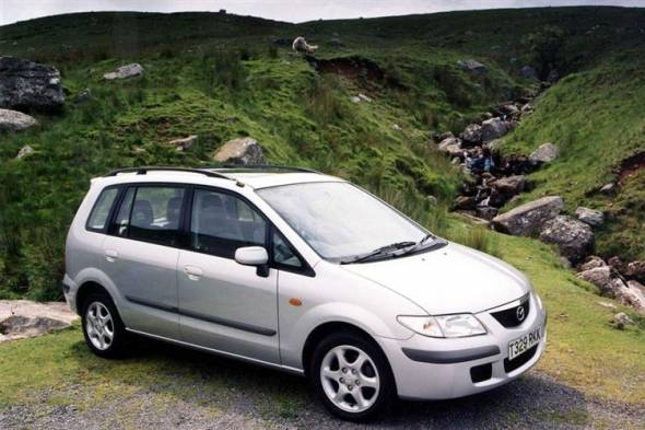 Mazda Premacy (1999 - 2005) review