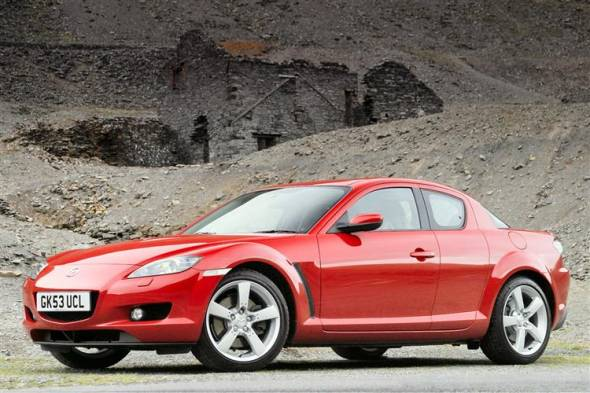Mazda RX 8 (2003 - 2010) review
