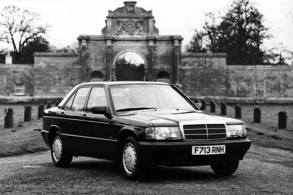 Mercedes-Benz 190 (1983 - 1993) review