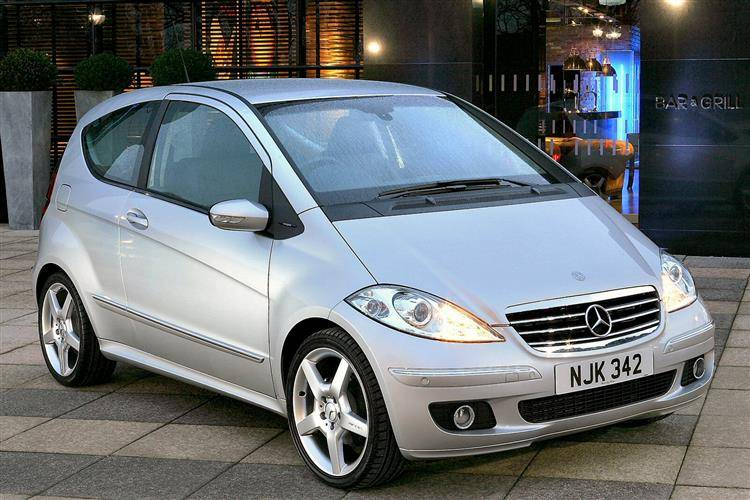 Image Gallery Mercedes A150