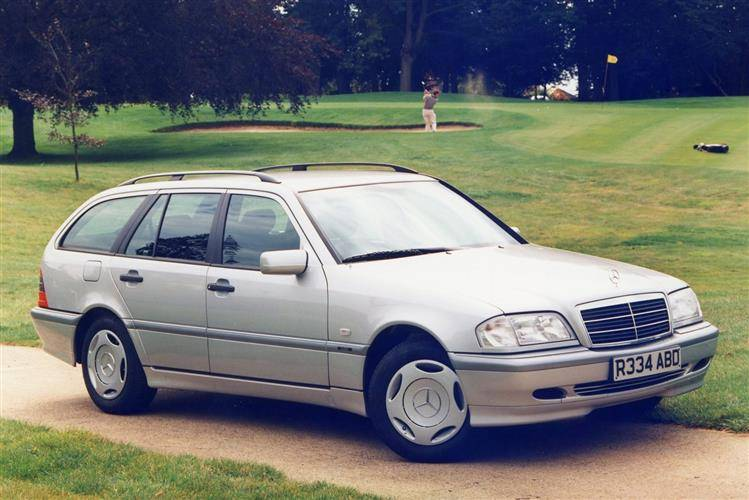 Mercedes-Benz C-Class Estate (1996 - 2001) review