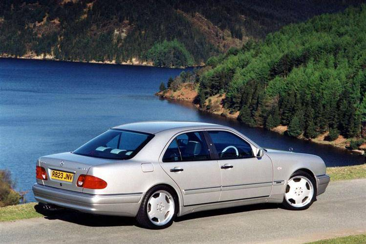 Mercedes benz e class 1995 2002 used car review review for 2002 mercedes benz e320 review