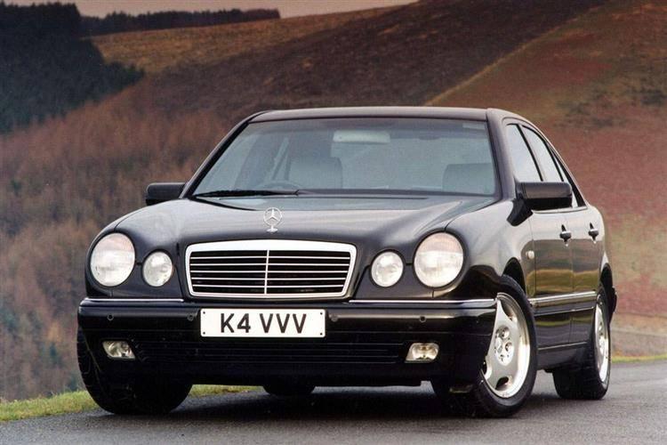 Mercedes benz e class 1995 2002 review review car for 2002 mercedes benz e320 review