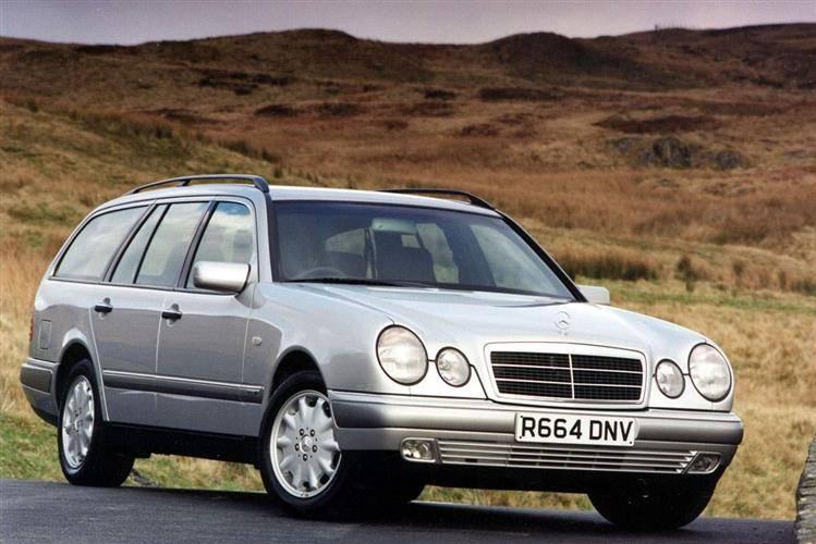 Mercedes Benz E Class Estate 1989 2002 Used Car Review