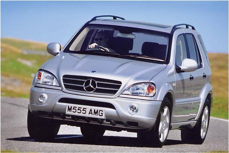 Mercedes benz m class 1998 2005 review review car for 2005 mercedes benz ml350 review