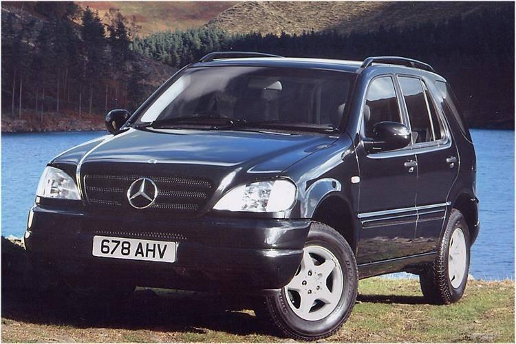 Mercedes benz m class 1998 2005 review review car for Mercedes benz m350