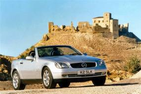 Mercedes-Benz SLK-Class (1996 - 2004) review