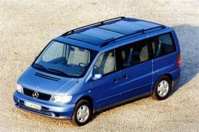 Mercedes-Benz V-Class (1996 - 2003) review