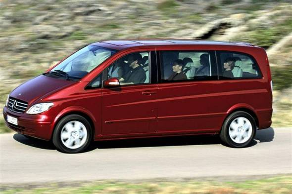 Mercedes-Benz Viano (2004-2015) review