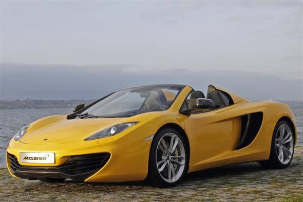McLaren MP4-12C (2011 - 2014) review