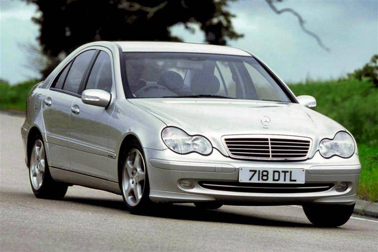 Mercedes-Benz C-Class (2000 - 2007) review