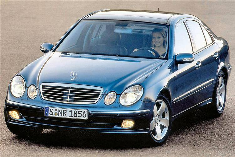 mercedes benz e class 2002 2009 used car review car. Black Bedroom Furniture Sets. Home Design Ideas
