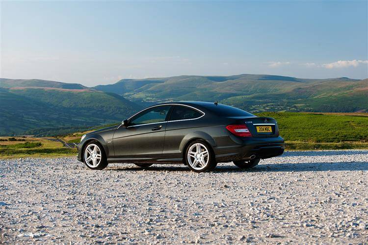 Mercedes-Benz C-Class Coupe (2011 - 2015) review