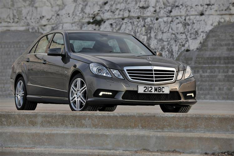 Mercedes-Benz E-Class (2009 - 2013) review
