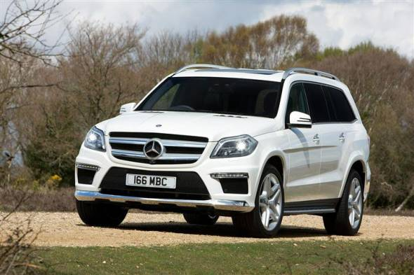 Mercedes-Benz GL-Class (2013 to 2015) review