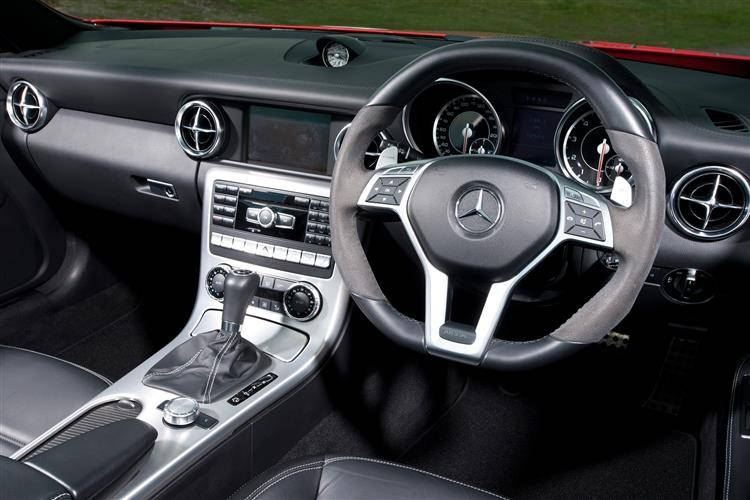 Mercedes-Benz SLK (2011 - 2015) review