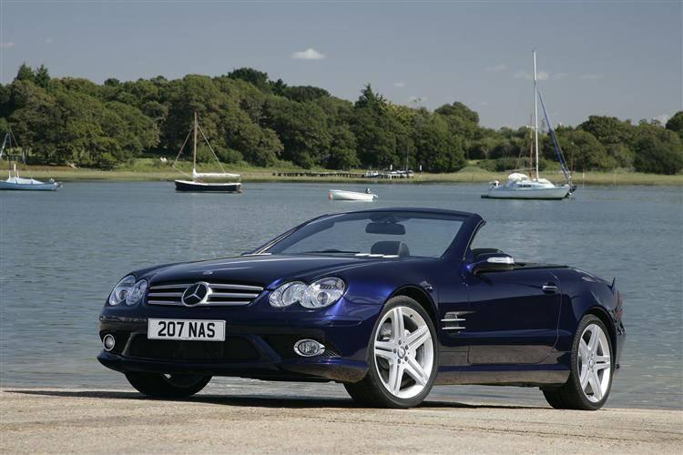 Mercedes benz sl class 2008 2012 review review car for 2008 mercedes benz sl500