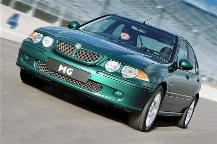 MG ZS (2001 - 2005) used car review