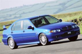 MG ZS (2001 - 2005) review