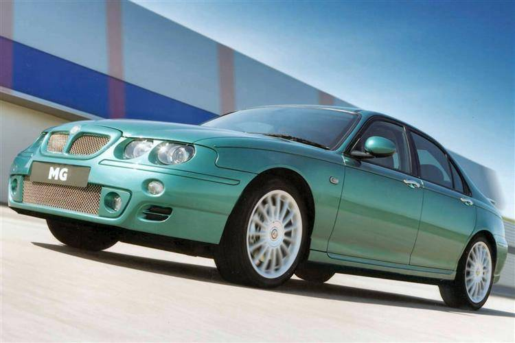 MG ZT (2001 - 2005) review