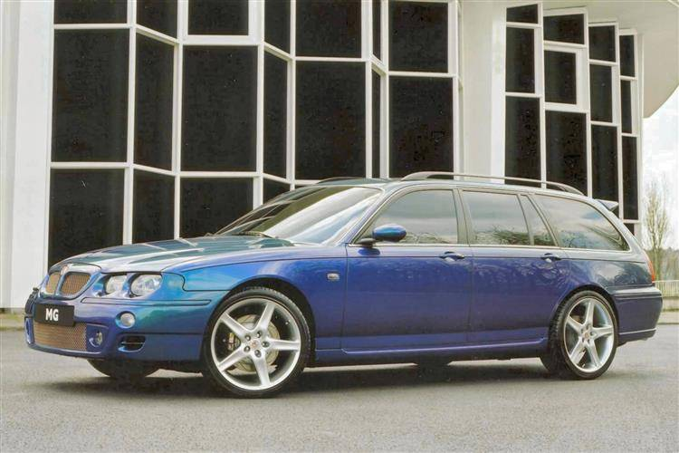 MG ZT - T (2001 - 2005) review