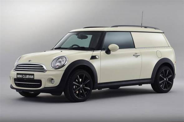 MINI Clubvan (2013-2015) used car review