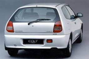 Mitsubishi Colt (1988 - 2004) used car review