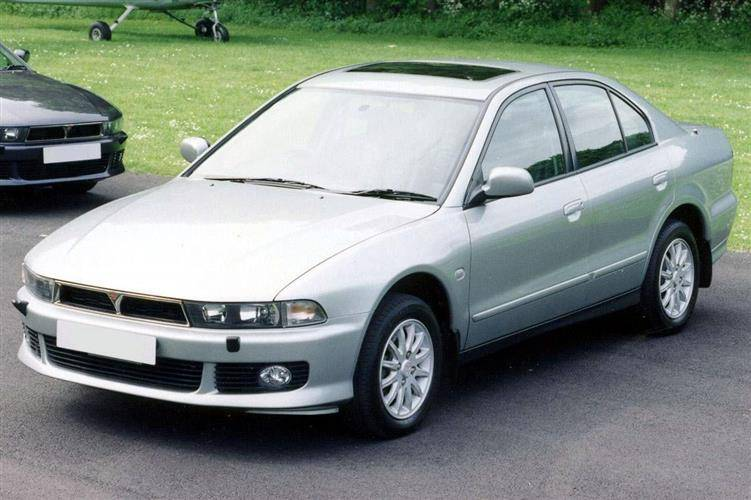 Mitsubishi Galant (1988 - 2003) used car review review | Car review | RAC Drive